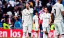 Real Madrid es una lágrima: 'merengues' cayeron 2-1 ante Levante y sumaron 5 partidos sin ganar [RESUMEN Y GOLES]