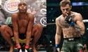 """Anderson Silva a Conor McGregor: """"Olvídate de Khabib y pelea conmigo en UFC"""""""