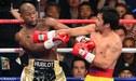 Manny Pacquiao muy cerca de tener revancha frente a Floyd Mayweather