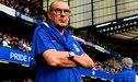 Maurizio Sarri entró a la historia del Chelsea