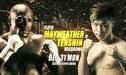 Floyd Mayweather vs Tenshin Nasukawa el próximo 31 de diciembre