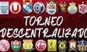 Torneo Descentralizado: Conoce a los equipos que fueron castigados con pérdida de puntos