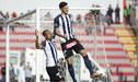 Alianza Lima venció 2-1 a Ayacucho FC y logró su cuatro triunfo consecutivo en el Torneo Clausura
