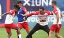 La selección peruana entrena por cuarto día consecutivo [VIDEO]