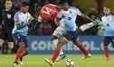 Santa Fe vs Junior EN VIVO: El 'tiburón' vence 2-0 por la semifinal de la Copa Sudamericana