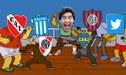 Boca Juniors vs River Plate: los divertidos memes que calientan la final de ida de la Copa Libertadores [FOTOS]