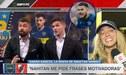 Boca Juniors vs River Plate: La excéntrica cábala de Nahitan Nández en el 'Xeneize' [VIDEO]