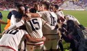 Universitario vs Garcilaso: El emotivo abrazo de los jugadores 'cremas' tras triunfazo en Cusco [VIDEO]