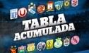 Tabla Acumulada 2018 EN VIVO: Sport Rosario consumó su descenso tras derrota ante Sport Boys