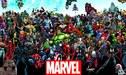 Stan Lee y los personajes Marvel a los que el mundo le debe