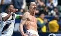 MLS: Zlatan Ibrahimovic fue elegido como el mejor recién llegado del 2018 [VIDEO]