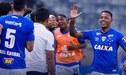Cruzeiro venció 1-0 a Corinthians por la fecha 34 del Brasileirao [RESUMEN Y GOL]