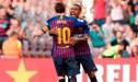 "Malcom sobre Lionel Messi: ""Es un extraterrestre del fútbol"" [VIDEO]"