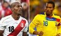 Perú vs Ecuador: ¿Qué plantel es el más caro?