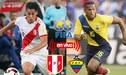 VER Perú vs Ecuador AQUÍ EN VIVO GRATIS ONLINE Con Advíncula y Farfán, sigue en DIRECTO la transmisión del amistoso desde el Nacional | GUÍA TV