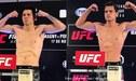 UFC Argentina VER EN VIVO GRATIS ONLINE Sigue en DIRECTO por FOX Sports: peruanos Humberto Bandenay pelea hoy en Buenos Aires | GUÍA TV