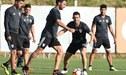 Buenas noticas para River Plate: Ignacio Scocco comenzó a trabajar con pelota