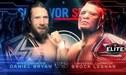 Brock Lesnar vs Daniel Bryan EN VIVO: Campeón Universal vs Campeón de la WWE en Survivor Series 2018