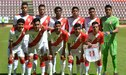 La Selección Peruana  sub-20 se coronó campeón en cuadrangular