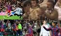 Real Madrid 0-3 Barcelona: Se cumplen 13 años de la magia de Ronaldinho y los aplausos en el Santiago Bernabéu [VIDEO]