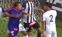 Alianza Lima vs San Martín: Leao Butrón casi se va a las manos con jugador 'santo' [VIDEO]