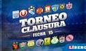 Torneo Clausura 2018: así quedó la tabla de posiciones tras la última fecha del campeonato