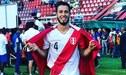 Selección Peruana Sub 20: Alec Deneumostier, el capitán del once de Ahmed