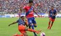 Carlos A. Mannucci igualó 1-1 con César Vallejo en la primera final de la Segunda División [VIDEO GOLES]