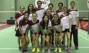Perú le gana a Brasil y es campeón Sudamericano de Badminton