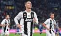 Cristiano Ronaldo batió un récord en Juventus y ahora va por su revancha ante Valencia