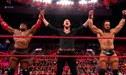 WWE: Baron Corbin, Drew McIntyre y Bobby Lashley volvieron a sembrar el terror en RAW [VIDEO]