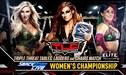 WWE SmackDown: Asuka ganó la Batalla Real y luchará con Becky Lynch y Charlotte en TLC 2018 [VIDEOS]