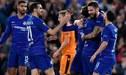 Chelsea avanza invicto a la siguiente fase de la Europa League a falta de una fecha