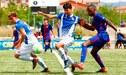 Estrella peruana sub 17 del Espanyol viaja desde Barcelona a Perú para ponerse 'La Bicolor' [FOTOS Y VIDEO]