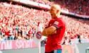 """Arjen Robben: """"A mis 34 años me siento agradecido por haber jugado en Bayern Múnich"""" [VIDEO]"""