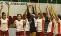 Selección Peruana de Vóley logró primer triunfo nacional en Juegos Sudamericanos Escolares Arequipa 2018