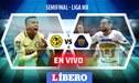 América vs Pumas EN VIVO por la semifinal del Torneo Apertura de la Liga Mx