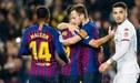 Barcelona vs. Cultural Leonesa EN VIVO: culés ganan 3-0 por la Copa del Rey
