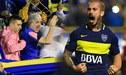 Boca Juniors: Darío Benedetto felicitó la llegada del 'Jefe de la barra brava xeneize' [VIDEO]