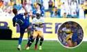 Al Hilal vs Al Nassr: André Carrillo es expulsado gracias al VAR tras un desmesurado codazo [VIDEO]