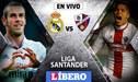 Real Madrid vs Huesca EN VIVO: partidazo por la Liga Santander