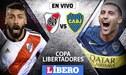 River Plate vs. Boca Juniors EN VIVO ONLINE: por final de Copa Libertadores