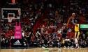 Lakers vs Miami Heat EN VIVO duelo por la NBA en el Staples Center