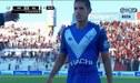 Patronato vs Vélez Sarsfield EN VIVO: Luis Abram se fue expulsado por codazo a rival [VIDEO]
