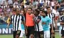 Diego Haro será el árbitro de la primera final del Descentralizado entre Alianza Lima y Cristal