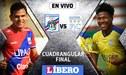Mannucci vs Santos FC EN VIVO: debutan en Cuadrangular Final por el Ascenso
