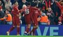 Liverpool derrotó 1-0 a Napoli y avanzó a octavos de final en la Champions League [RESUMEN Y GOLES]