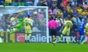 América vs Cruz Azul: Agustín Marchesín evitó el 1-0 con estupenda atajada [VIDEO]
