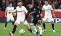Krasnodar perdió con Sevilla y sigue con vida en la Europa League