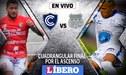 Cienciano vs Santos FC EN VIVO: cuadrangular por el Ascenso a la Primera División